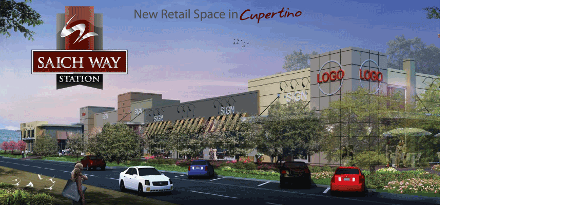 New Retail Space in Cupertino